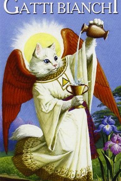I tarocchi dei gatti bianchi. Con 78 carte