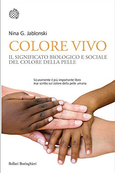 Colore vivo di Jablonski Nina G.