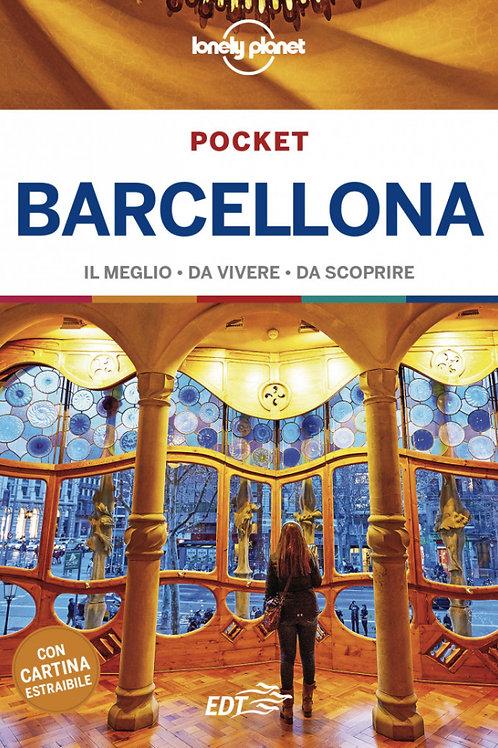 Barcellona Pocket Guida di viaggio 6a edizione - Giugno 2019