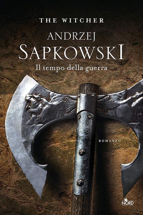 Il tempo della guerra: The Witcher 4 di Andrzej Sapkowski