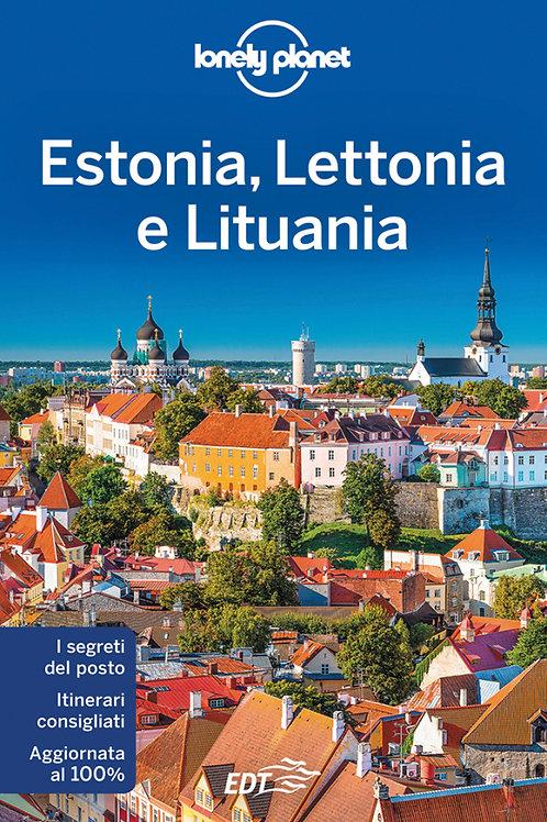 Estonia, Lettonia e Lituania Guida di viaggio 5a edizione - Ottobre 2016