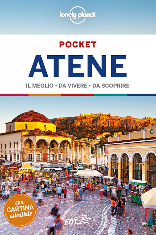 Atene Pocket Guida di viaggio 4a edizione - Aprile 2019