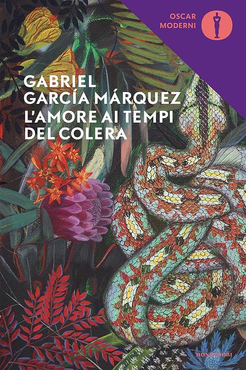 L'amore ai tempi del colera di Gabriel Garcia Marquez - Mondadori
