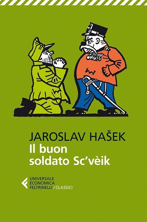 Il buon soldato Sc'veik di Jaroslav Hasek