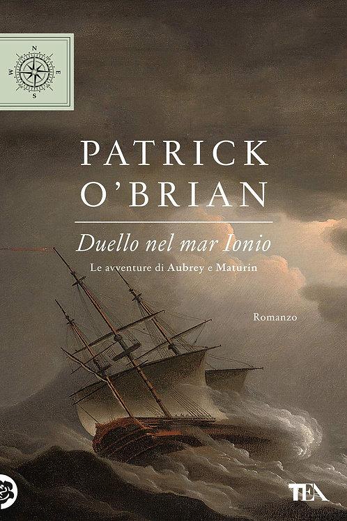 Duello nel mar ionio di Patrick O'Brian