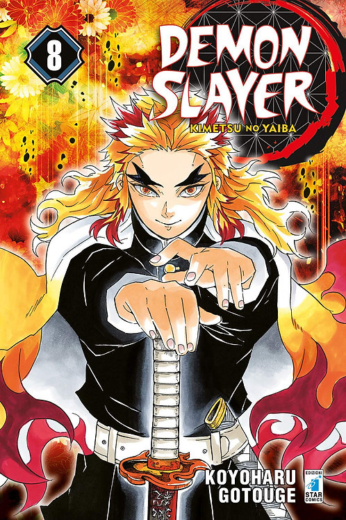 Demon Slayer n°8