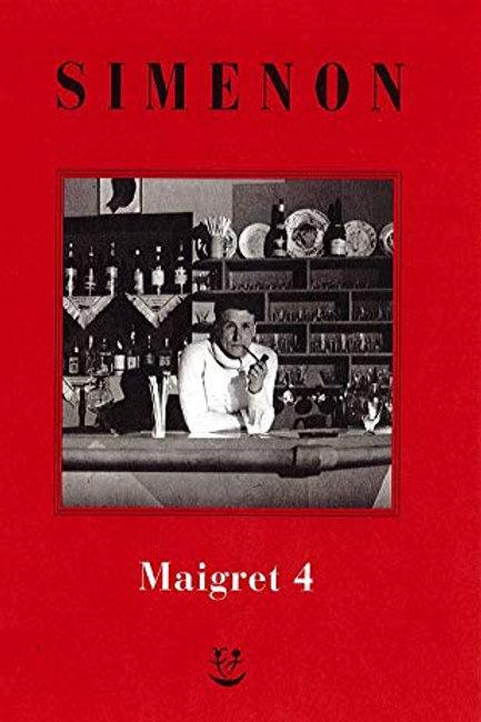 I Maigret. N.e.  Vol. 4 di Georges Simenon