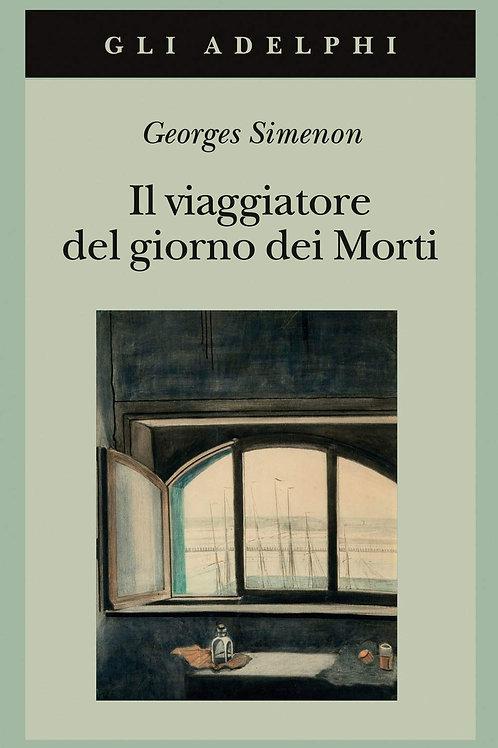 Il viaggiatore del giorno dei Morti di Georges Simenon
