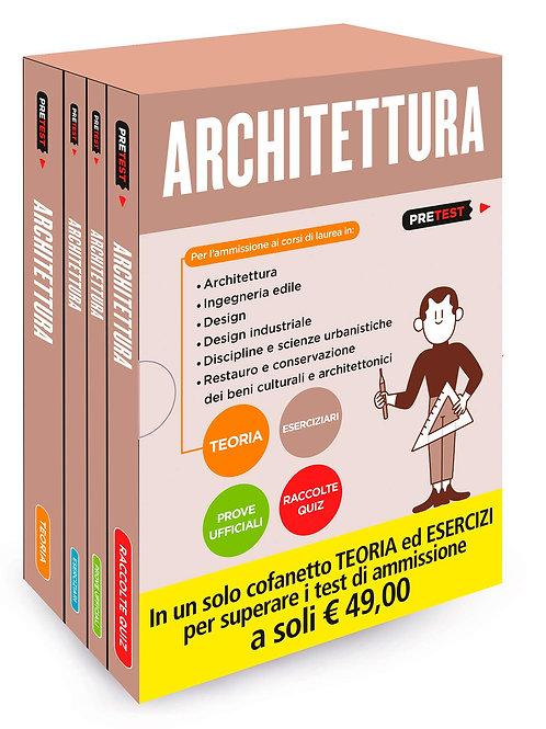 Architettura pre-test. Cofanetto