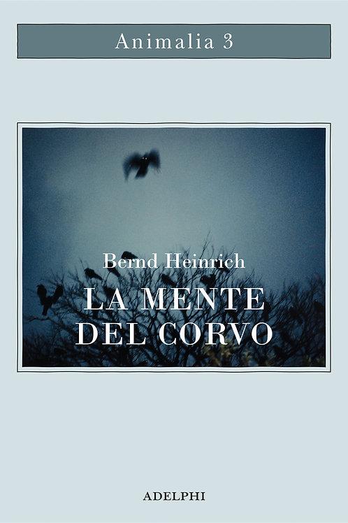 La mente del corvo di Bernd Heinrich