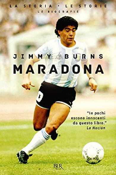 Maradona di Jimmy Burns