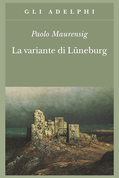 La variante di Luneburg di Paolo Maurensig