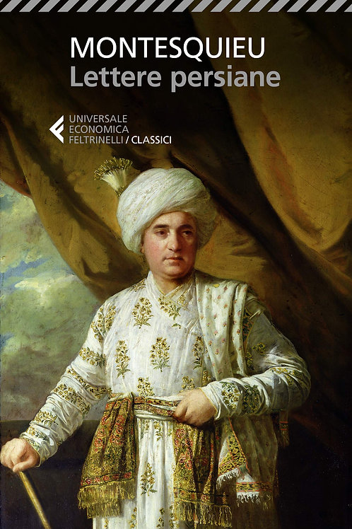 Lettere persiane di Charles L. de Montesquieu