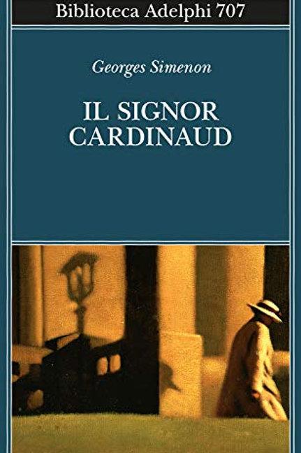 Il signor Cardinaud di Georges Simenon