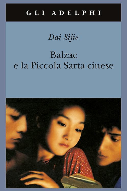 Balzac e la piccola sarta cinese di Sijie Dai