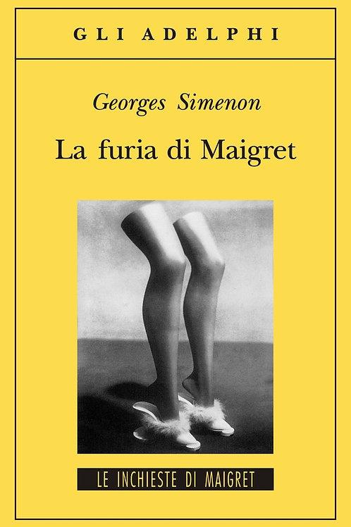La furia di Maigret di Georges Simenon