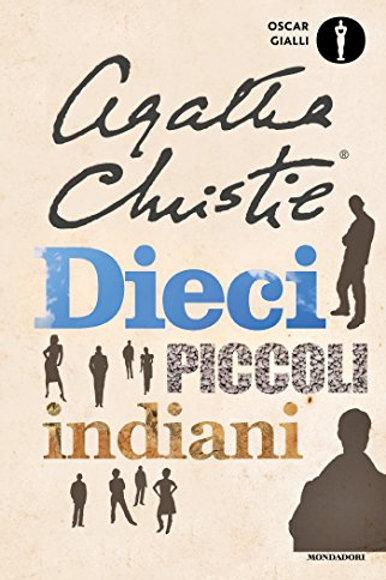 Dieci piccoli indiani di Agatha Christie