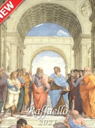 Calendario 2021 Raffaello