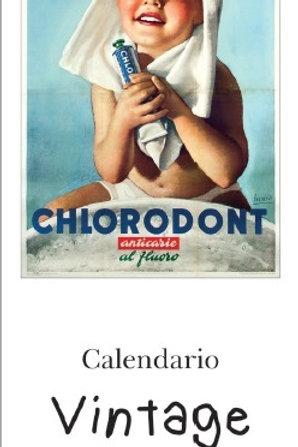 Calendario 2021 Vintage Kids