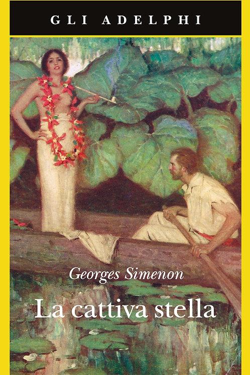 La cattiva stella di Georges Simenon