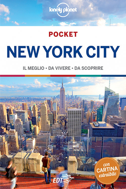 New York City Pocket Guida di viaggio 7a edizione - Marzo 2019