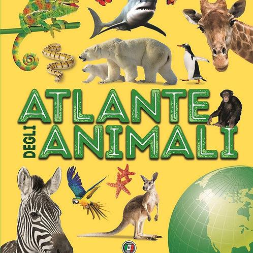 Atlante illustrato degli animali di Weldon Owen