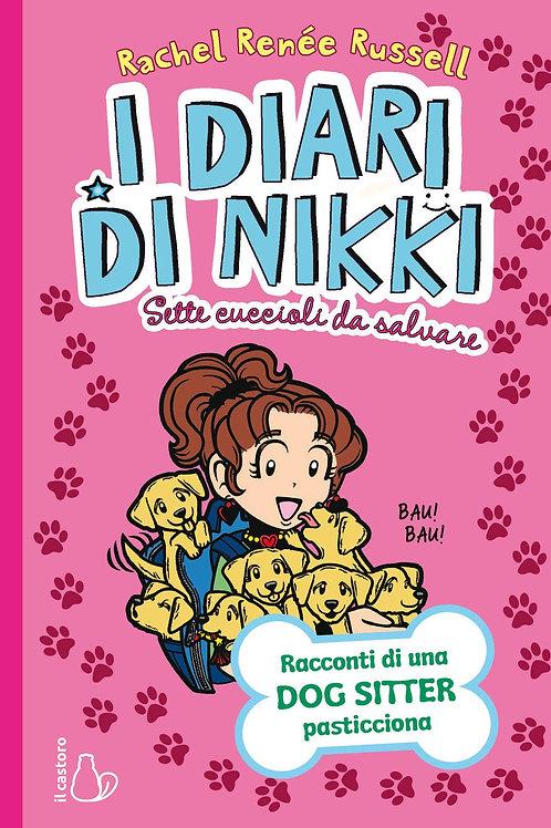 Sette cuccioli da salvare. I diari di Nikki di Rachel Renée Russell - Il Castoro