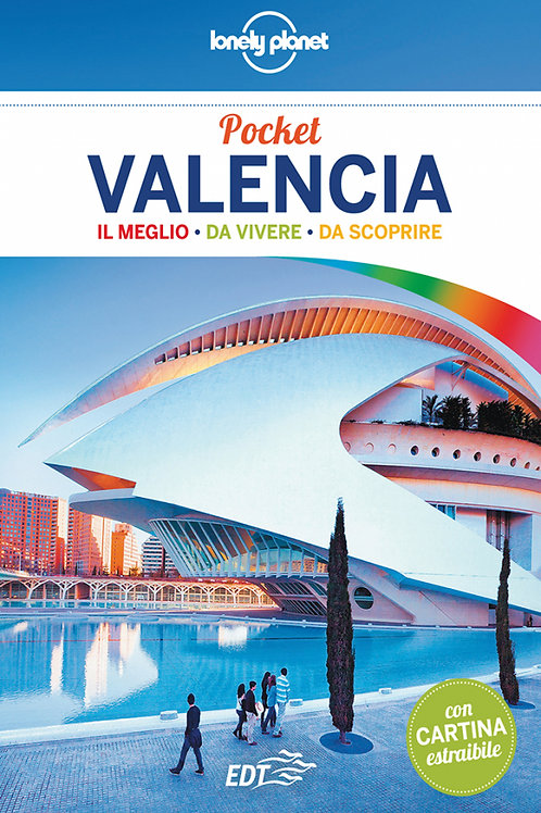 Valencia Pocket Guida di viaggio 3a edizione - Marzo 2017