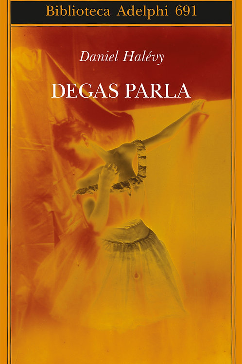 Degas parla di Daniel Halevy