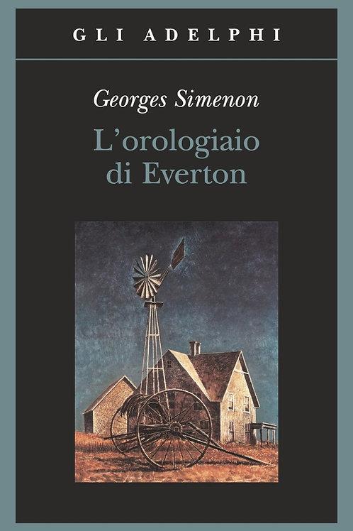 L'orologiaio di Everton di Georges Simenon