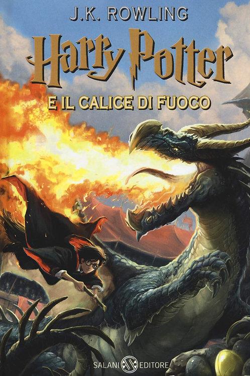 Harry Potter e il calice di fuoco: 4 di J. R. Rowling