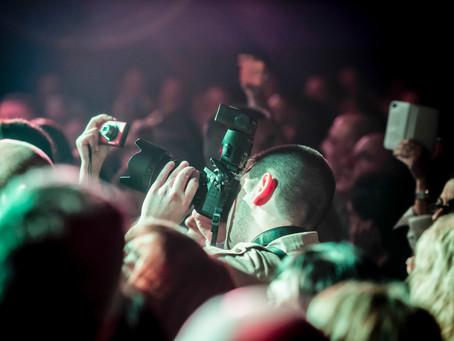 איך לבחור צלם אירועים