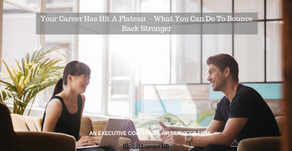 Your Career Has Hit a Plateau—Here's What You Can Do to Bounce Back Stronger