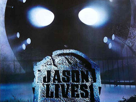 Film Review: Friday the 13th. Part VI: Jason Lives (1986) The Best of the Franchise