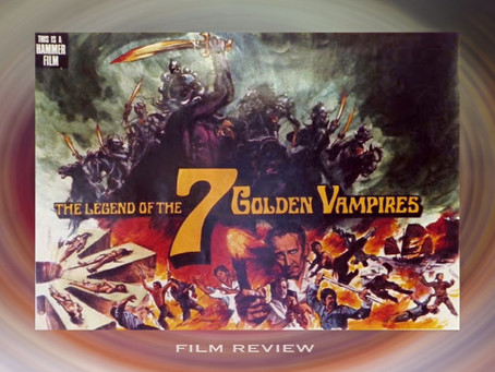 Film Review: The Legend of the 7 Golden Vampires (Chang Cheh, 1974) 七金屍 - Between Bruce and Jackie