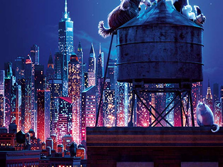 Film Review: The Secret Life of Pets 2 (2019) Harrison's Remarkable Voice Acting