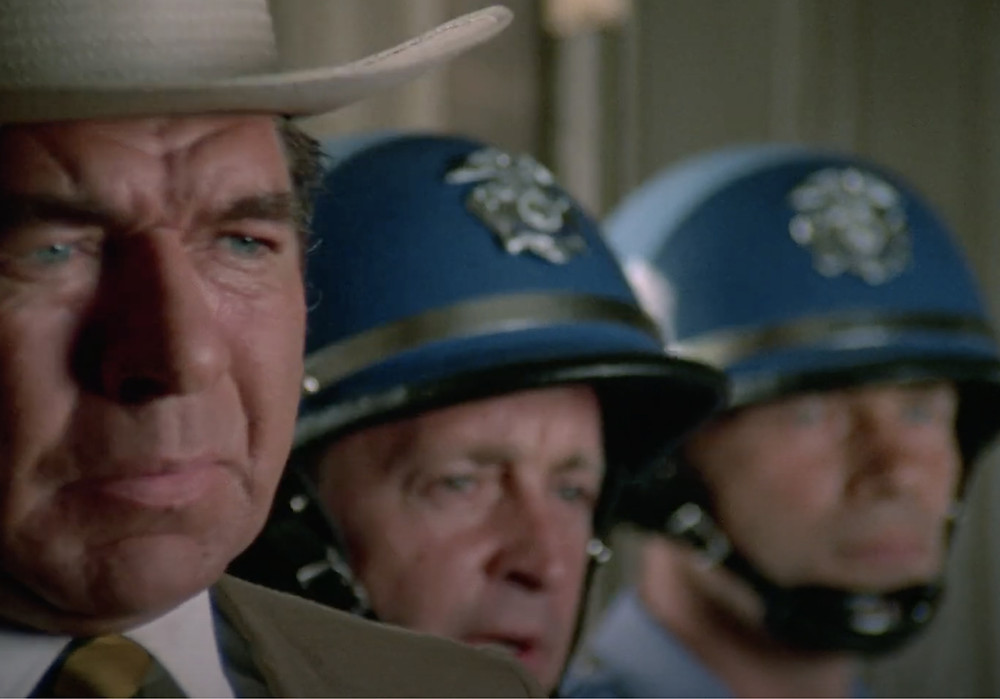 FILE PHOTO: Fig.1 Multiplied visual impact in deep construction in The Night Stalker (1972).   ©ABC