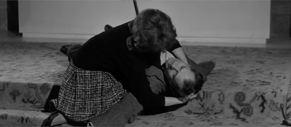 FILE PHOTO: The climax of The Last Man on Earth (1964). ©Public Domain