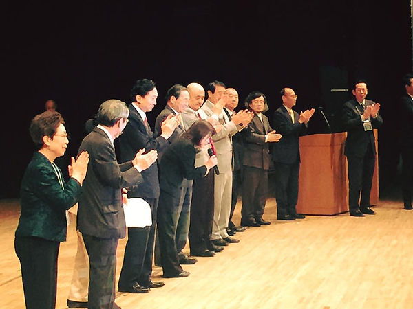 Representatives of All Japan Peace ad Coexistence