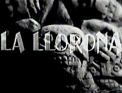 FILE PHOTO: A Still Image of LA LLORONA (1933; 73min.).  Image: Public Domain