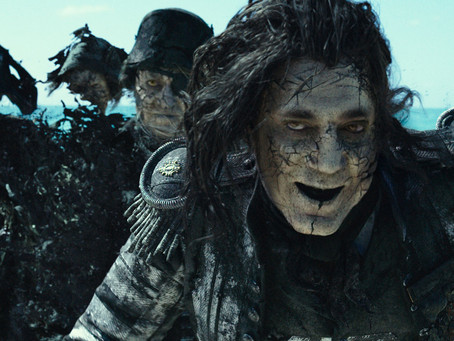 Film Review: Pirates of the Caribbean: Dead Men Tell No Tales (2017), The Future of Theatre