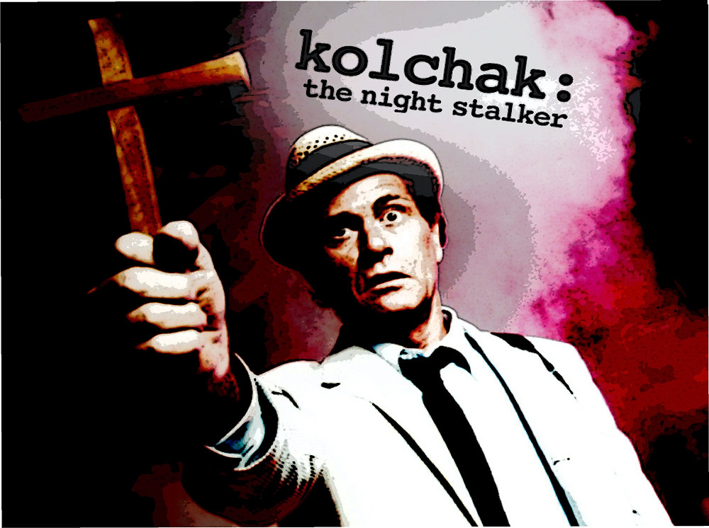 FILE PHOTO: Kolchak: the night stalker franchise (1972-1975) ©ABC/Universal Television