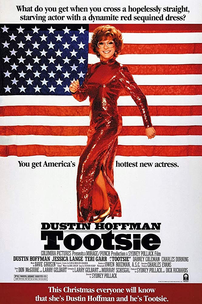 FILE PHOTO: A Poster of TOOTSIE (1982). ©Columbia Pictures