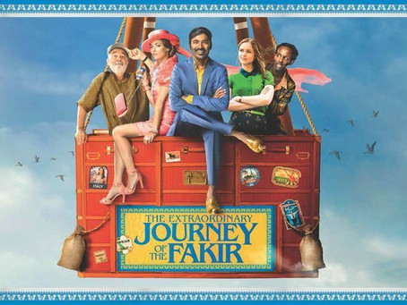 Film Review: The Extraordinary Journey of the Fakir (2018) - Avoidance of Rooting Causes of Refugees