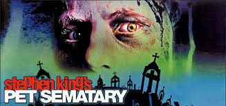 FILE PHOTO: A Poster of PET SEMATARY (1989). ©Paramount Pictures Corporation