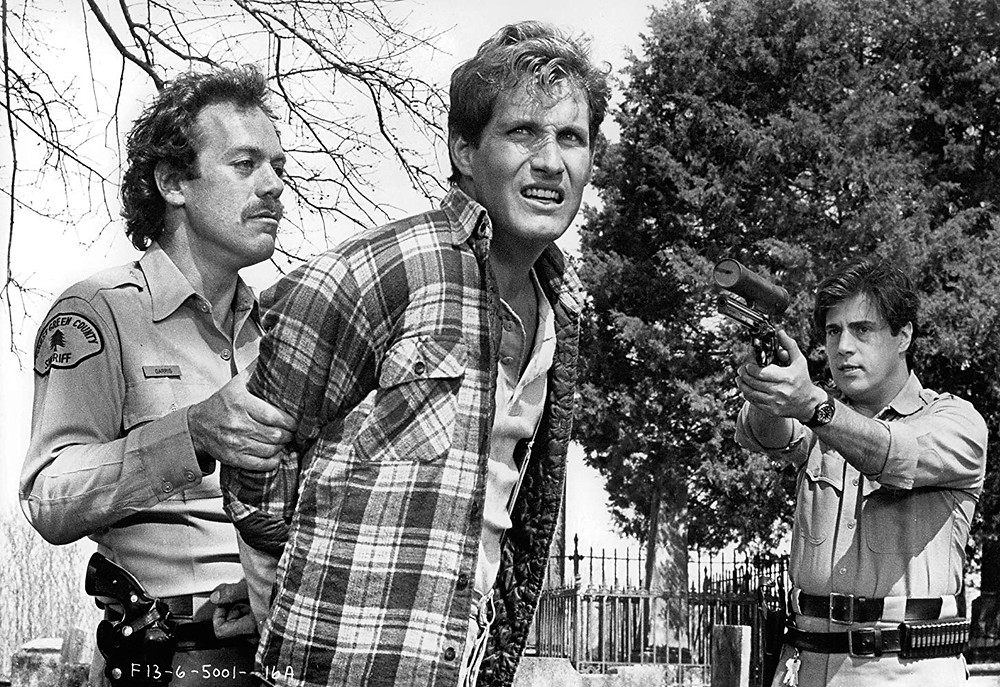 FILE PHOTO: A Still Image of FRIDAY THE 13TH. PART VI: JASON LIVES (1986). ©Paramount Pictures