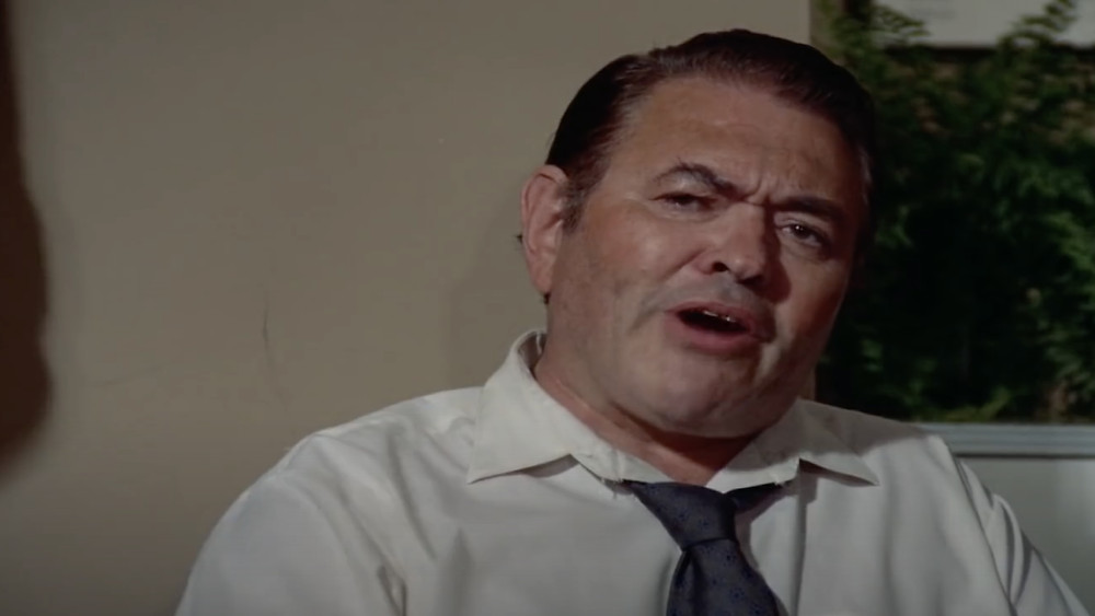 FILE PHOTO: ''You discover what the word fact means, Kolchak! '' said Tony Vincenzo in The Night Strangler (1973).  ©ABC