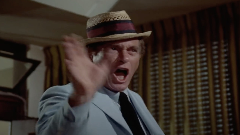 FILE PHOTO: ''If you had any guts left! '' shouted, Carl Kolchak. ©ABC