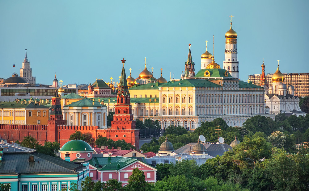 FILE PHOTO: View of the Kremlin in Moscow, Russia  ©envato / saoirse2010