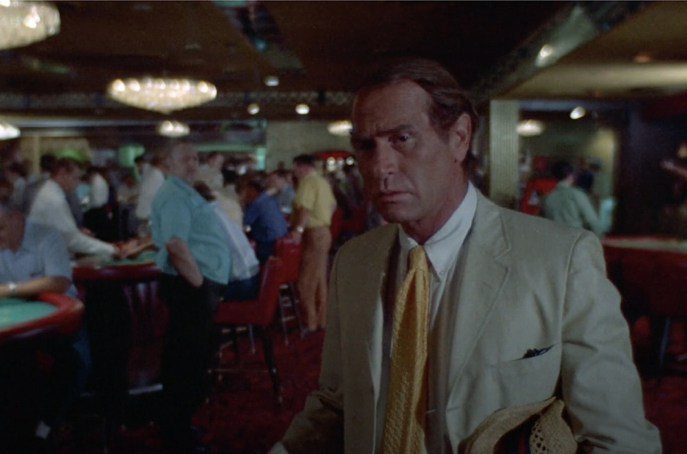 FILE PHOTO: Sound Cut (Scene A) in The Night Stalker (1972). The narration continues.   ©ABC